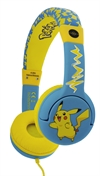 Pokémon Hörlur Junior On-Ear 85Db